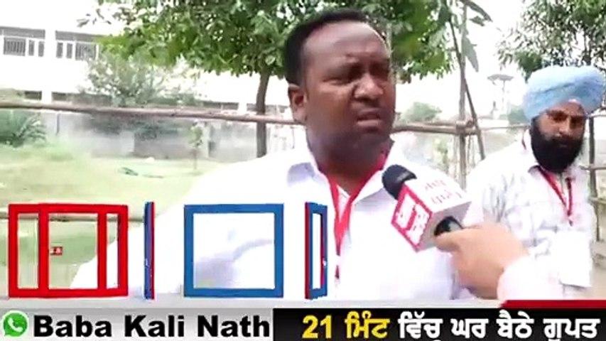 Candidato indio llora en directo: no le votó ni su familia
