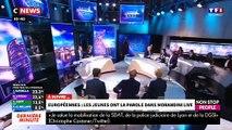 Européennes: Revoir le violent clash entre Gilbert Collard et Daniel Cohn-Bendit hier soir sur le plateau de TF1 - VIDEO