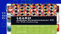 Learn Adobe Dreamweaver CC for Web Authoring: Adobe Certified Associate Exam Preparation (Adobe