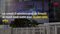 Projet de fusion entre Renault et Fiat Chrysler
