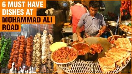 Ramadan Special Street Food at Mohammed Ali Road - Ramzan Special - Mumbai Street Food