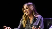 Sarah Jessica Parker campaigns to save New York's libraries