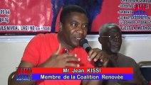 """Togo: """"Notre problème au Togo c'est d'accompagner le faux""""Jean  KISSI"""