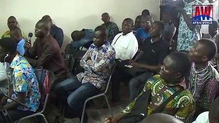 """Togo: """"Notre cible commun à nous c'est le pouvoir"""" Me Mohamed TCHASSONA"""
