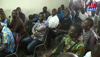 """Togo: """"Il revient à chaque parti de vouloir ou non jouir des acquis de la lutte"""" Me Yawovi  AGBOYIBO"""