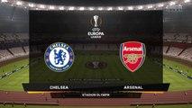 Chelsea vs. Arsenal - UEFA Europa League Final 2019 - CPU Prediction - The Koalition
