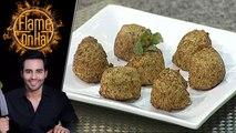 Minted Cauliflower Fried Balls Recipe by Chef Basim Akhund 24 May 2019