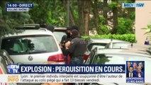 Colis piégé à Lyon: une perquisition au domicile du principal suspect est en cours