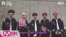 [#KCON2019JAPAN] #MnG #HiddenMission #AB6IX