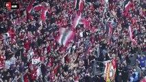 Inside J38. Stade Rennais F.C. / Lille
