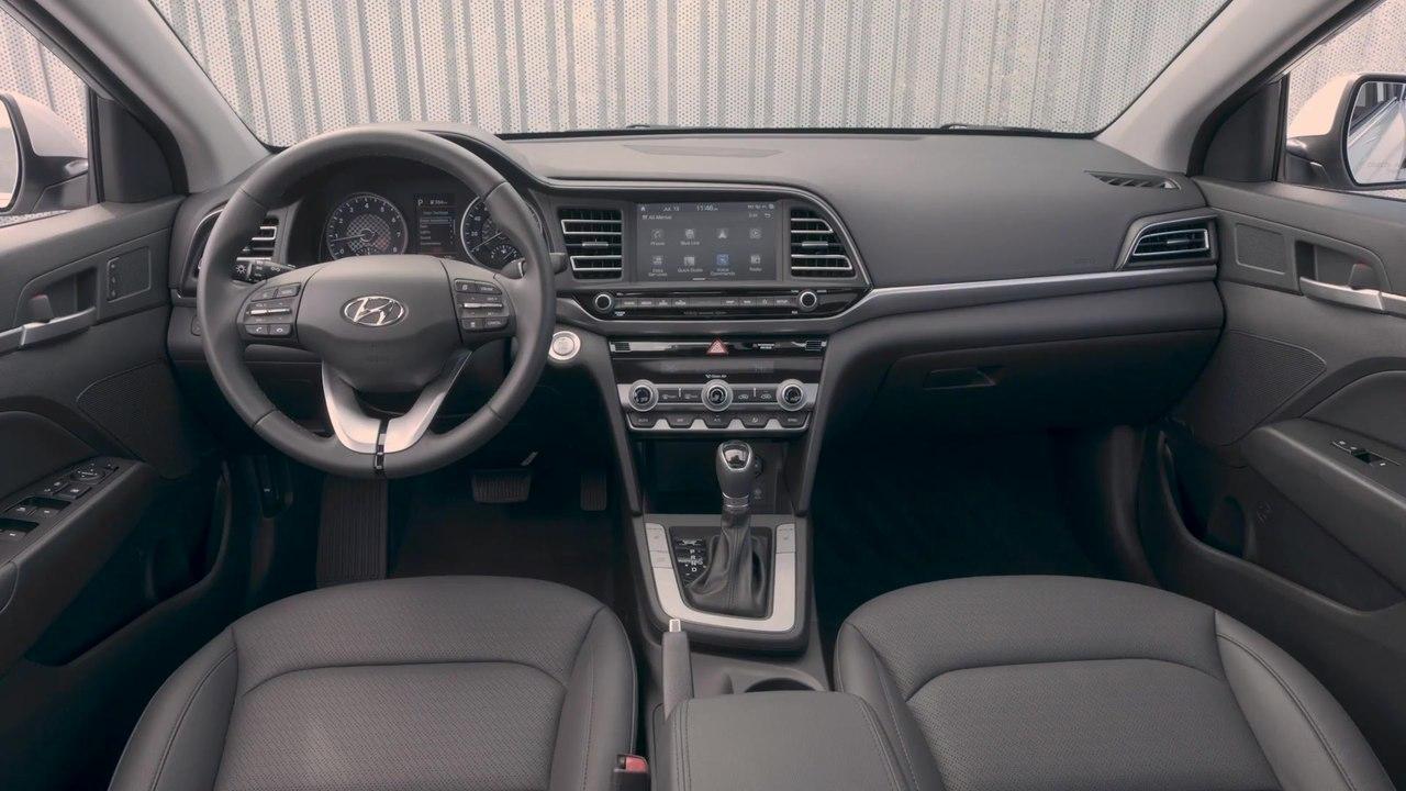 2020 Hyundai Elantra Interior Design Video Dailymotion