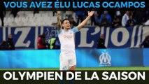 OM : Lucas Ocampos est votre olympien de la saison