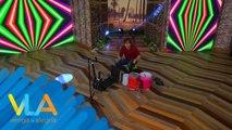 El ganador de México Tiene Talento nos visitó en el foro de VLA. | Venga La Alegría