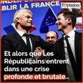 Européennes: après la déroute des Républicains, Wauquiez poussé vers la sortie ?