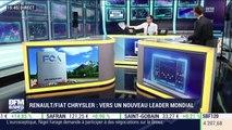 Les tendances sur les marchés: Vers un nouveau leader mondial avec la future fusion entre Renault et Fiat-Chrysler ? - 27/05
