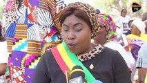 sit in Dafadoy : Lutte contre les violences faites aux femmes, les femmes députés s'engagent P2