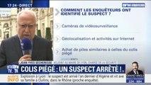 """Explosion à Lyon: l'adjoint au maire de la ville se dit """"satisfait"""" par l'arrestation du suspect"""