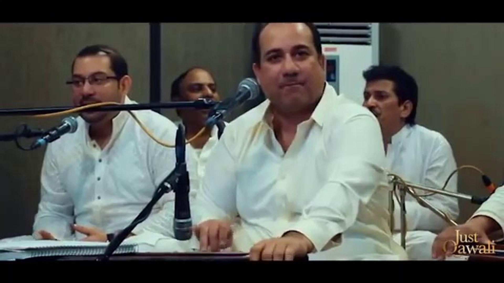 Ustad Rahat Fateh Ali Khan Bari Shaan Wala Madinay Ka Wali Qawwali