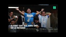 Maradona était dans un état second pendant le match Argentine-Nigéria