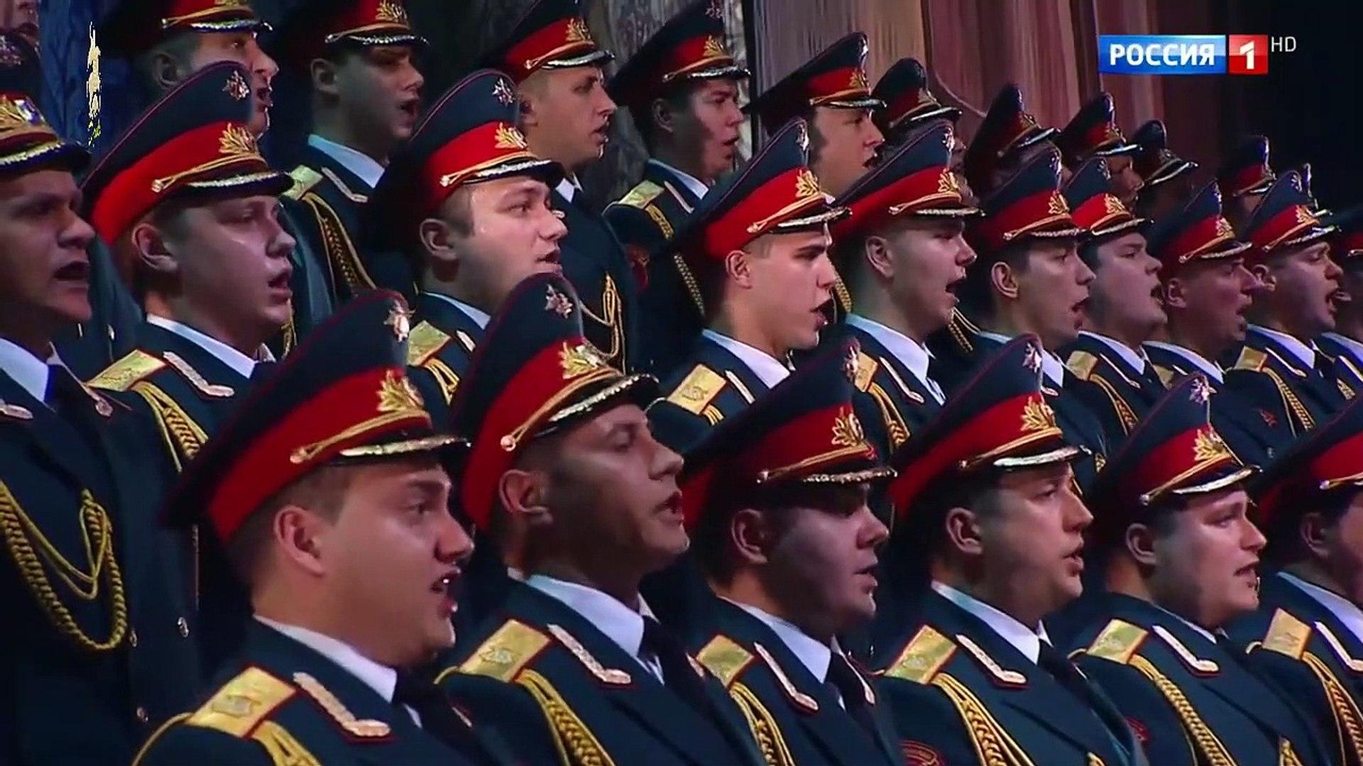 Песня о тревожной молодости - Alexandrov Ensemble (2018)