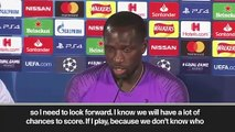 (Subtitled) Sissoko on possibly scoring in a UCL final as Spurs prepare for Liverpool final
