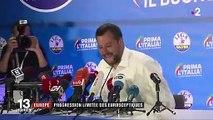 Élections européennes : les populistes Matteo Salvini et Viktor Orban savourent leur victoire
