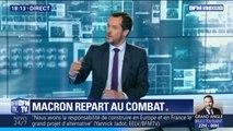 """Nicolas Bay (RN): """"À aucun moment dans mon engagement politique, je me suis senti anti-européen"""""""
