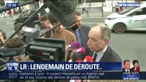 """""""C'est le résultat de 18 mois où on a interdit le débat"""", fustige Jean-François Copé sur la défaite des Républicains aux européennes"""