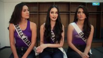 Binibining Pilipinas candidates on not being Filipino enough