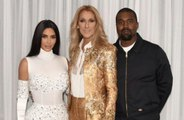 Kanye West surprised wife Kim Kardashian West with Celine Dion show