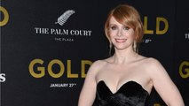 Bryce Dallas Howard Talks About Difficult Moments On 'Rocketman'