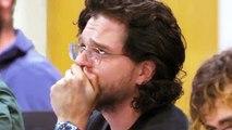 GAME OF THRONES: Kit Harington pleure en découvrant la fin de la série !
