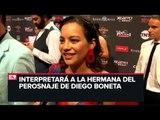 Natalia Reyes encarnará a una mexicana en 'Terminator: Destino Oculto'