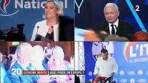 Élections européennes : quel poids pour l'extrême droite au Parlement ?