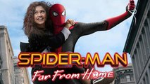SPIDER-MAN Far From Home Trailer.07/02/2019