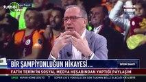 """Fatih Altaylı: """"Ersun Yanal ancak büyüyünce Fatih Terim olmayı hayal edebilir"""""""
