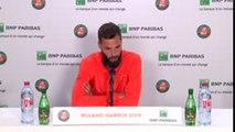 Roland-Garros - Paire : ''Pierre-Hugues Herbert, un mec génial''