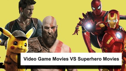 Video Game Movies the New Superhero Movies?