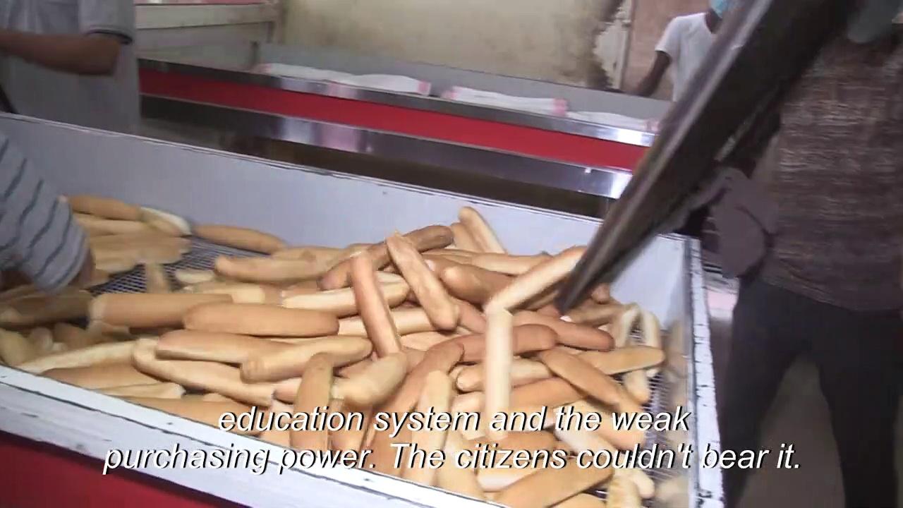 Bread prices a hot topic in Sudan, despite Bashir's fall