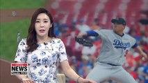 ESPN ranks LA Dodgers' Ryu Hyun-jin at top of NL Cy Young favorites