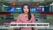 Mount Everest climb became a 'death race' says Indian mountaineer