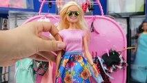 Zardan Ne Çıkarsa Barbie Kombin Challenge! Attığım Zardan Ne Çıkarsa Kombin! Bidünya Oyuncak