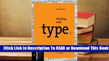 Full E-book  Thinking With Type  For Kindle