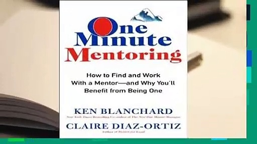 [BEST SELLING]  One Minute Mentoring