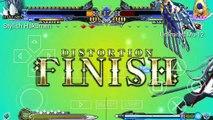 BlazBlue Continuum Shift Sword of Doom Extended - video