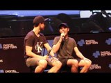 Digital Matters 2015 Superfan Friday highlights featuring Alfie Deyes & Marcus Butler