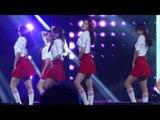 KCON LA 2016 M Countdown Concert I.O.I performing Pick Me