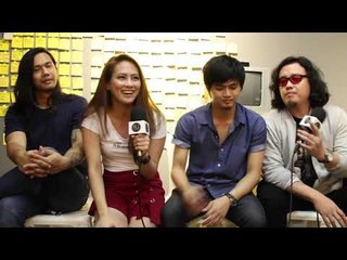 GRACENOTE (Philippines) Interview in Singapore (Part Two)