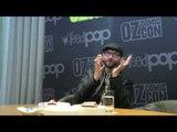 DJ Qualls talks The Man In The High Castle - Pt 1 - Oz Comic Con Melbourne 2017