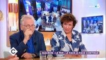Daniel Cohn-Bendit s'explique après son clash sur TF1 avec Gilbert Collard